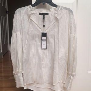 New BCBG blouse